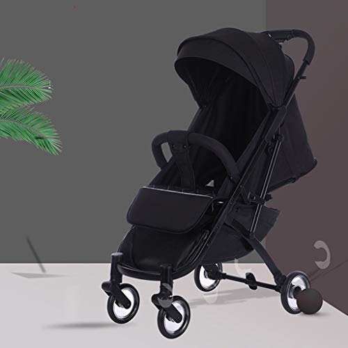 Check Out This KHUY Baby Stroller for Newborn and Toddler - Convertible Stroller Compact Single Baby...