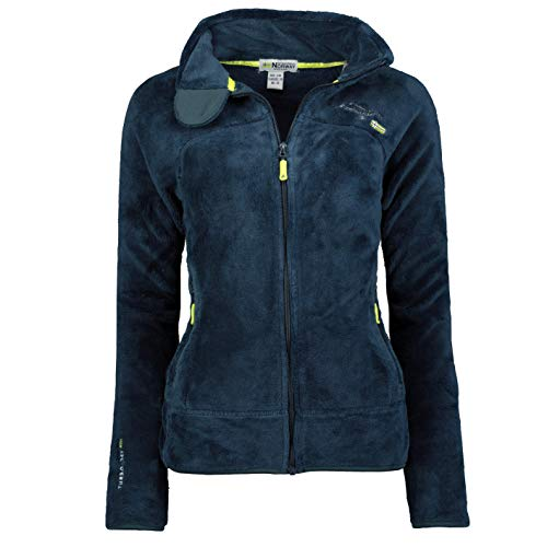 Geographical Norway Upaline Damen-Fleecejacke XL marine