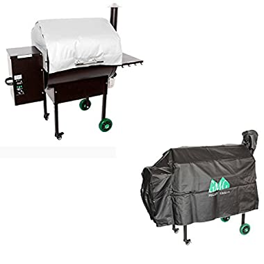 Green Mountain Grill Daniel Boone Cover & Thermal Combo