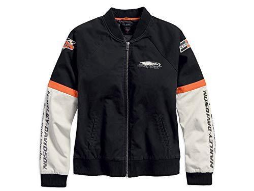 HARLEY-DAVIDSON Motorradjacke Freizeitjacke Screamin Eagle 97466-18VW, S