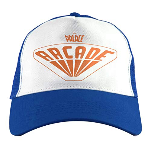 Cloud City 7 Palace Arcade Stranger Things, Trucker Cap