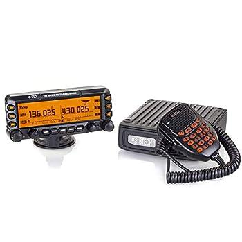 BTECH Mobile UV-50X3 50 Watt Tri-Band Radio  VHF 1.25M UHF Amateur and Commercial Radio