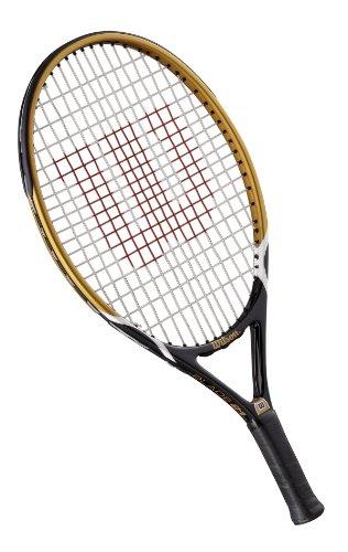 Wilson Blade 21 - Raqueta de Tenis, tamaño 21', Color Negro