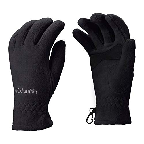 Columbia Womens Thermal Coil Fleece Glove Black L