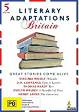 Literary Adaptations Britain Collection - 5-DVD Set ( Orlando / Sons and Lovers / Tess / A Handful of Dust / The Innocents ) ( Orlando / Sons & Lovers [ NON-USA FORMAT, PAL, Reg.0 Import - Australia ]