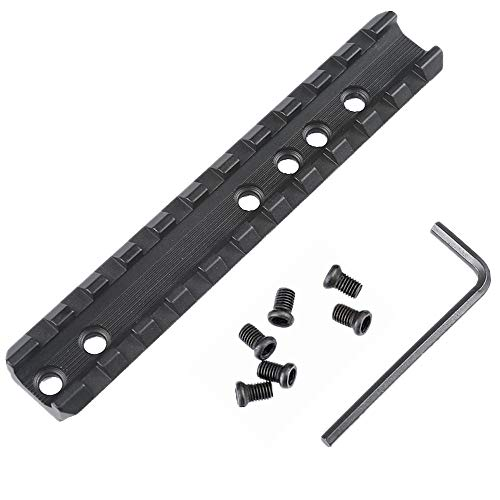 Persei Marlin Lever Action Picatinny Rail Mount for Scopes and Optics