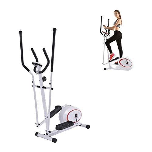 Elliptical Machine,Mini Elliptical Cross Trainer Adjustable Angle The Ideal Fitness & Exercise...