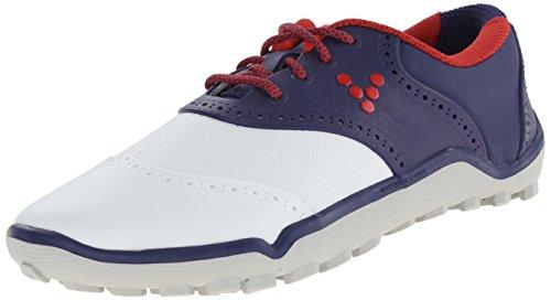 Vivobarefoot Women's Linx Golf Shoe, Navy, 35 EU/5-5.5 M US