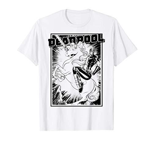 Marvel Deadpool Fantasy Camiseta