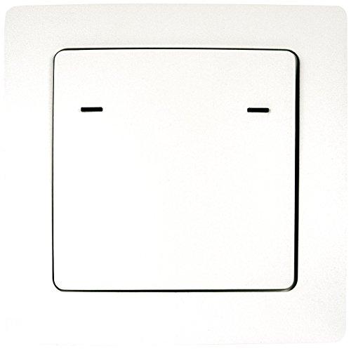 CASAcontrol Wireless Lichtschalter: Funk-Lichtschalter (Lichtschalter Steuerung)