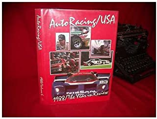 Auto Racing Usa, 1988: The Year in Review