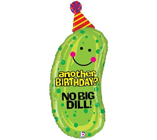 No Big Dill Pickle Shaped 37