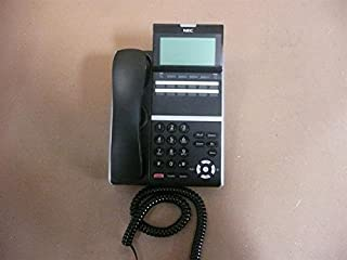 NEC DTZ-12D-3(BK) DT430 Digital 12 Button Display Endpoint Black Phone, Stock# 650002 by NEC