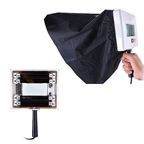 YYL Lámpara Analizadora de Piel Facial Profesional Máquina de Cuidado Facial de Belleza SPA Facial Probador de Aumento UV,para Animales Pequeños,Perros,Gatos