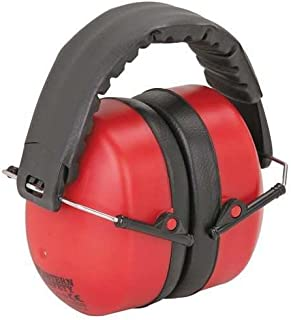 Professional Foldable Ear Muffs Soft Padded 25 dB Noise Reduction