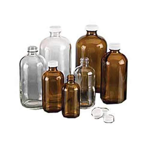 C G Containers LFB008900003 Boston Las Vegas Mall oz Round Bottle 8 Glass Ranking TOP3