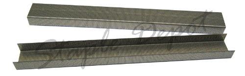 Stainless Steel Standard Staples