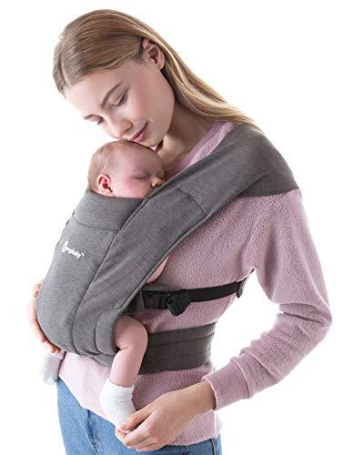 Ergobaby Embrace Sac à dos pour bébé Gris