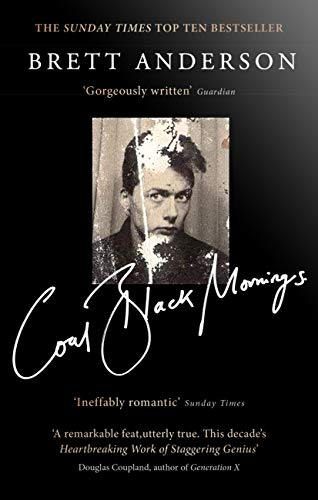 Coal Black Mornings by Anderson Brett Book The Fast Free Shipping