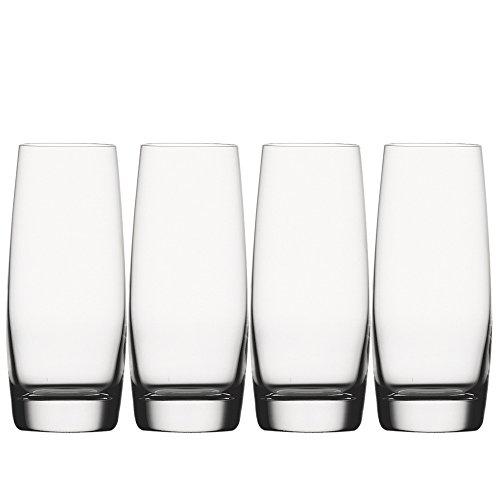 Spiegelau & Nachtmann, 4-teiliges Longdrink-Set, Vino Grande, Kristallglas, 410 ml, 4510279
