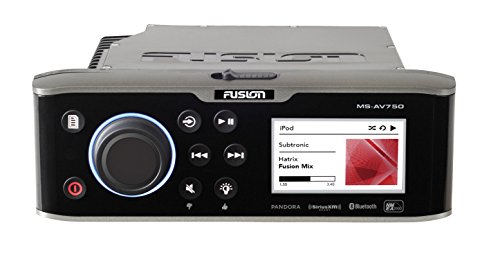 Fusion 750 Series Marine Entertainment System with DVD/CD Player