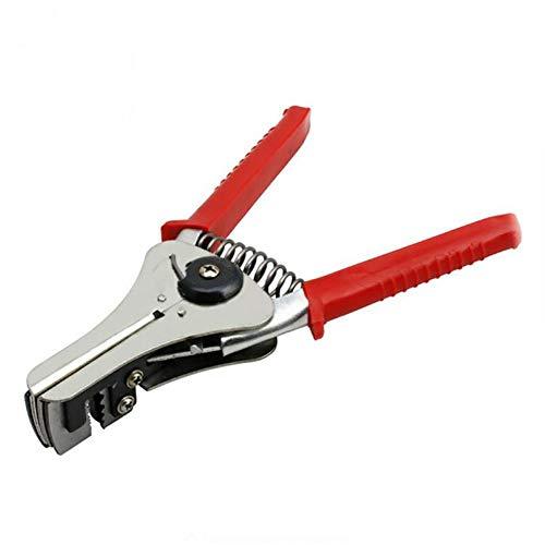 Generp Multifonction Pince à dénuder Automatique , 7.1in électrique Pince à sertir Automatique à dénuder Pince à sertir pour décaper, et de Coupe Up (1 pièce)