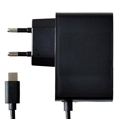 takestop® oplader oplader Pro controller voor Nintendo Switch 5 V 2,4 A Euro