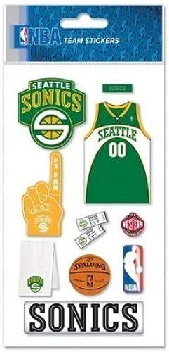 gran venta NBA NBA NBA Seattle Sonics Basketball Dimensional Scrapbook Stickers (NBAJB26) by Jolee's Boutique  Los mejores precios y los estilos más frescos.