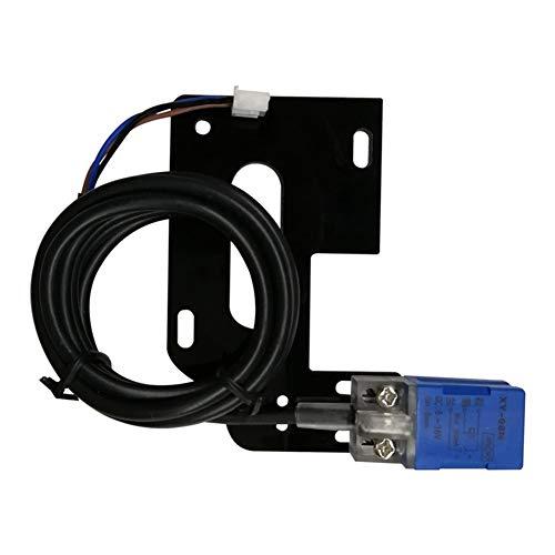 LIZONGFQ Zhang Asia Impresora 3D Accesorios del Sensor de posición en Forma for X5SA-400 X5SA X5SA-500 Pro X5SA X5SA-400 Pro Impresora 3D (Color : Black)