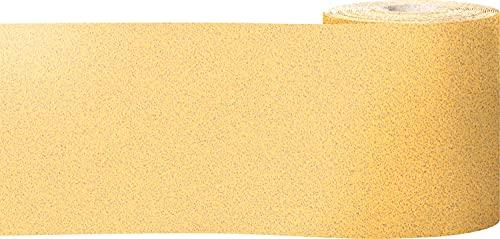 Bosch Professional 1 x Rollos de papel de lija Expert C470, para Madera dura, Pintura sobre madera, Anchura 93 mm, Longitud 5 m, Grano 80, Accesorios Lijado manual