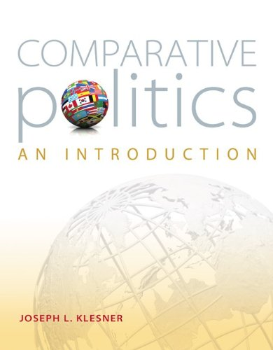 Comparative Politics: An Introduction