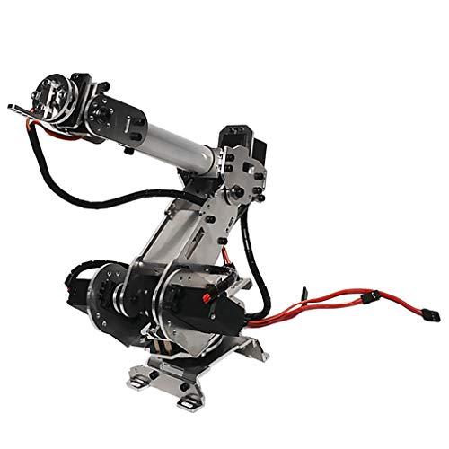 T TOOYFUL DIY Smart Roboter 6dof Roboterarm Mechanische Roboterarm Kits Für Arduino