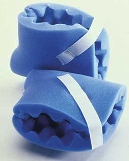 Eggcrate Foam Heel Blue- Ankle Protector - Deluxe (One Pair)