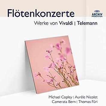 Vivaldi: Flötenkonzerte RV 441-445