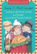 Junie B. First Grader( Turkeys We Have Loved and Eaten (and Other Thankful Stuff))[JBJ #28 JB 1ST GRADER TURKEYS][Hardcover]