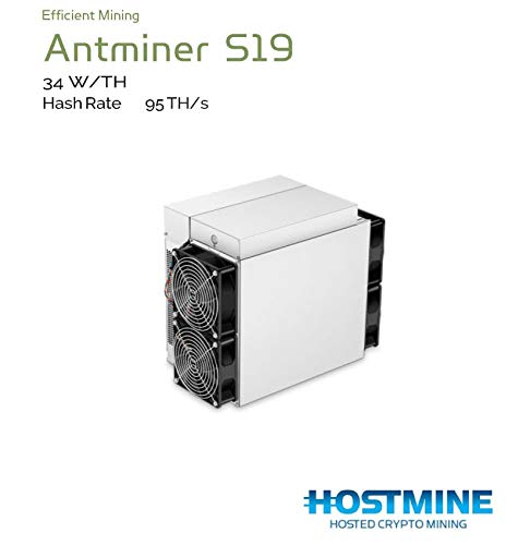 AntMiner Bitmain S19 95TH/s Bitcoin Miner