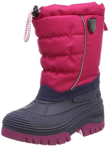 CMP Unisex-Kinder Hanki Bootsportschuhe, Pink (Strawberry B833), 26 EU