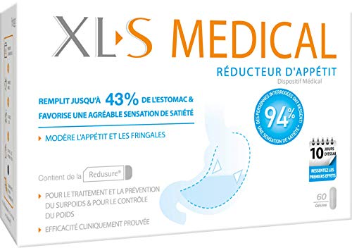 XLS Médical Réducteur d'Appétit 60 gélules