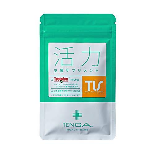 TENGAヘルスケア 活力支援サプリメント 12粒 男性用 妊活 サプリ