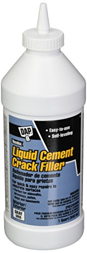 Dap 37584 Liquid Cement Crack Filler-Quart Bottle