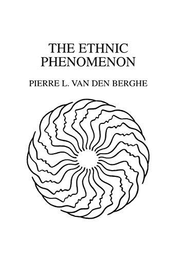 The Ethnic Phenomenon