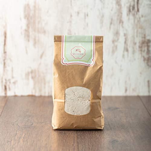 süssundclever.de® Bio Kastanienmehl | 1 kg | gemahlene Esskastanien | plastikfrei und ökologisch-nachhaltig abgepackt