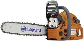 Husqvarna 455Rancher–55–1/2CC Gas-Powered Cadena Sierra de 2Tiempos