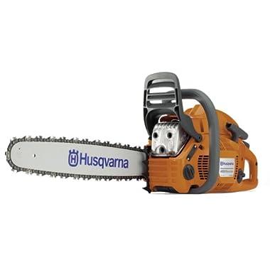 Husqvarna 455 Rancher 20-Inch 55-1/2cc 2-Stroke Gas-Powered Chain Saw