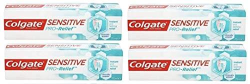 Colgate Sensitive Pro Relief Zahnpaste 75ml, 4er Pack (4 x 75ml)