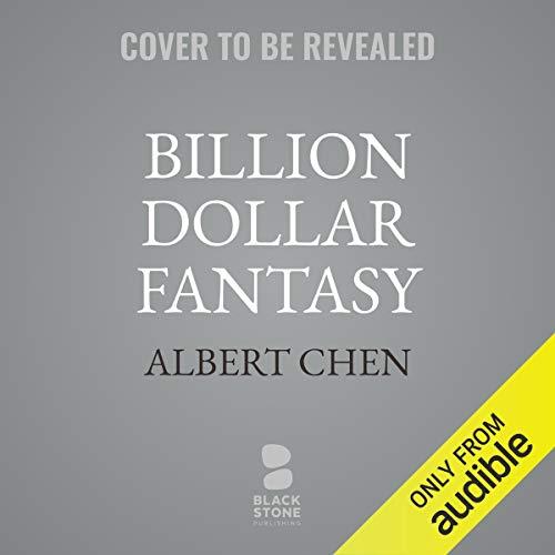 Billion Dollar Fantasy audiobook cover art