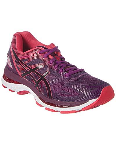 ASICS Damen Sportschuhe Gel-Nimbus 19 Damen Laufschuhe Running schwarz pink T750N/9020 lila 309334