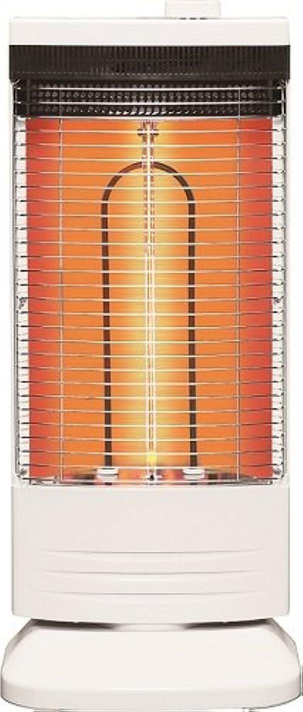 染色アイロニー記者トヨトミ 速暖遠赤外線カーボンヒーター 日本製 ホワイト EWH-CS100H(W)