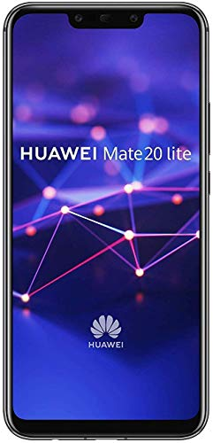 Huawei Mate 20 Lite Dual SIM - 64 GB - Schwarz (Generalüberholt)