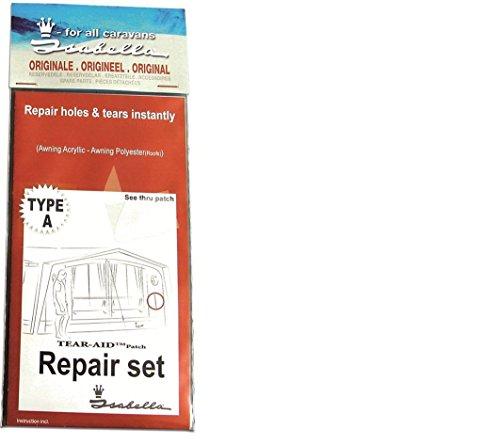 Isabella reparatieset voor tenten acryl